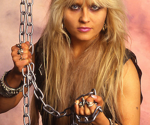 80's, heavy metal, and music image