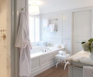 bath room and white image