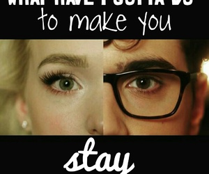 song, disney couple, and make you stay image