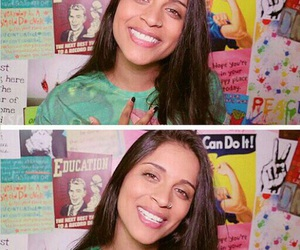 happiness, iisuperwomanii, and lilly singh image