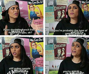 French Fries, weird, and iisuperwomanii image