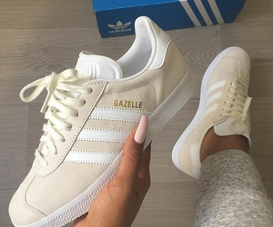 adidas, shoes, and gazelle image