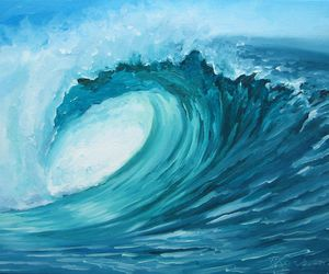 beautiful, ocean, and weheartit image