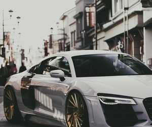car, audi, and audi r8 image