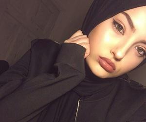 hijab, muslima, and musulmanka image