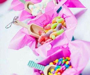 candy, chocolate, and girly image