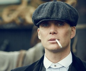 peaky blinders, cillian murphy, and peakyblinders image