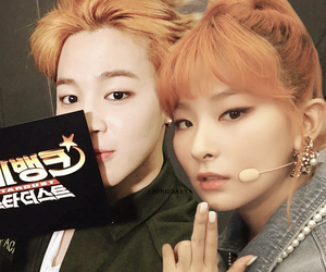 bts, seulgi, and jimin image