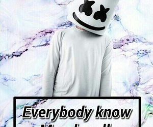 background, wallpaper, and marshmello image