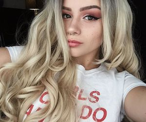 aesthetic, imbribtw, and blonde image