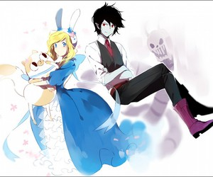 anime and adventure time image