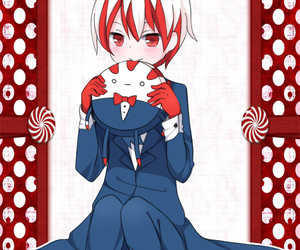 adventure time, anime, and peppermint butler image
