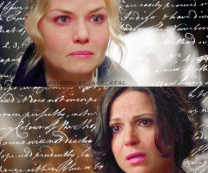 Jennifer Morrison, once, and once upon a time image