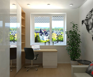 3d, room, and design image