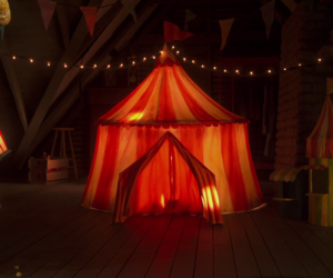 circus and coraline image