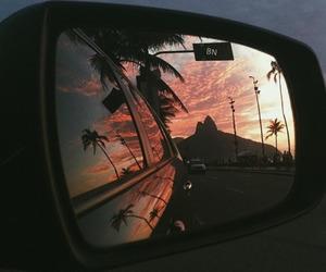 car, colourful, and dusk image