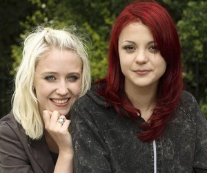 skins, emily, and naomi image