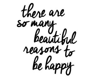 happy, life, and quote image