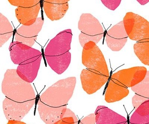 butterfly and background image