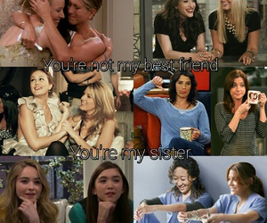 gossip girl, sisters, and girl meets world image