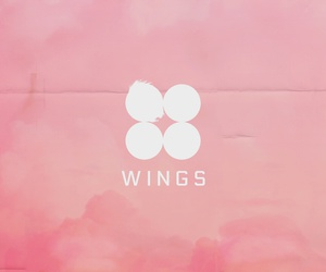bts, wings, and jungkook image