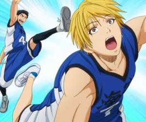 kuroko no basket, anime, and kise image