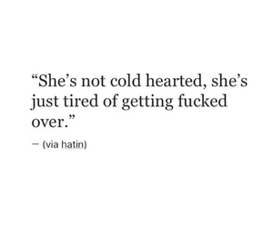 cold, quote, and quotes image