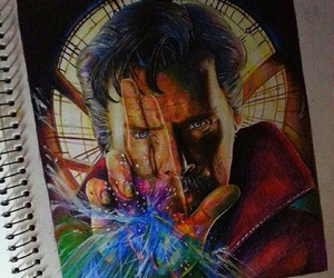 art, artist, and colorpencil image