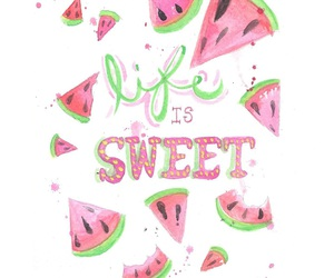 background, green, and pink image