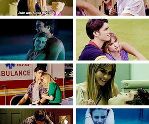 scream+, brooke and jake, and jake+fitzgerald+ image