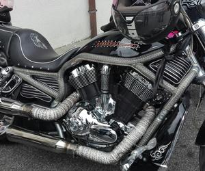 bikes, harley, and moto image