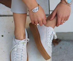 accessoires, puma creepers, and accessories image