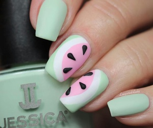 beautiful, nails, and chic image