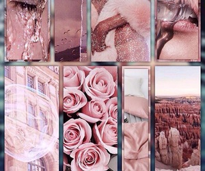 background, Collage, and popular image