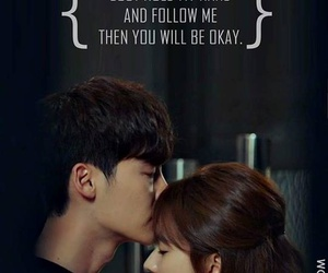 quotes, kdrama, and w image