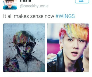exo, short film, and wings image