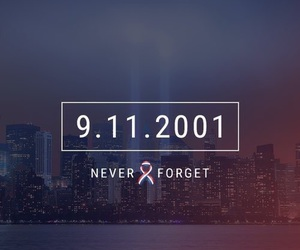 9 11, america, and never forget image
