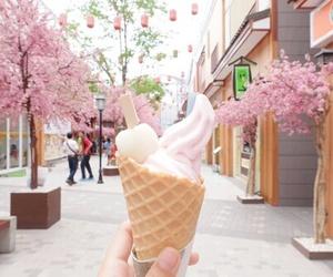 ice cream, icecream, and yummy image
