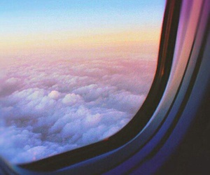 airplanes, travel, and world image