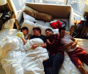 shawn mendes, aaron carpenter, and magcon image