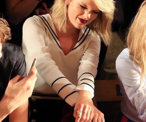 Taylor Swift and blonde image