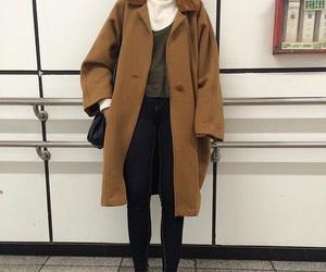 coat, fashion, and tumblr image