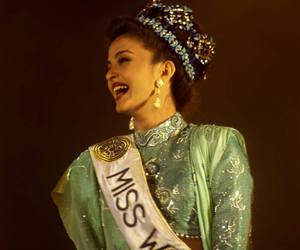 aishwarya rai, aishwarya rai bachchan, and miss world india 1994 image