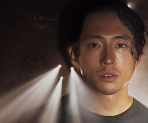 the walking dead, steven yeun, and twd image