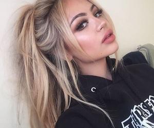 blonde, slay, and carefree image