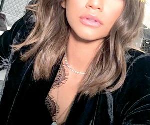 zendaya, snapchat, and makeup image