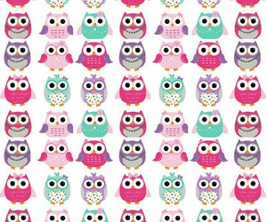pattern and owl image