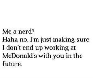 nerd, future, and girl image