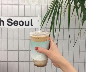 seoul, aesthetic, and korean image