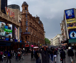 piccadilly, love, and london image
